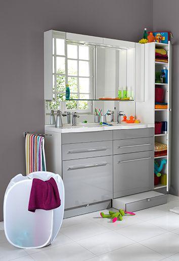 Meubles Cookeandlewis Kipling Www.castorama.fr | Meuble intérieur Armoire De Toilette Castorama ...
