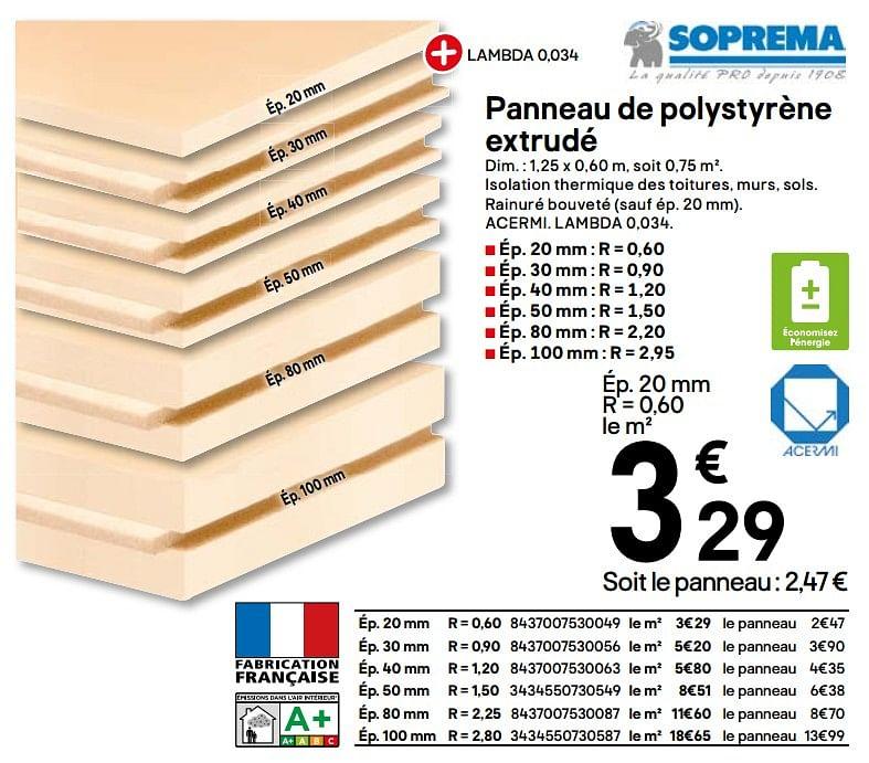 Promotion Brico Depot Panneau De Polystyrene Extrude Tout Billes Polystyrene Brico Depot Agencecormierdelauniere Com Agencecormierdelauniere Com