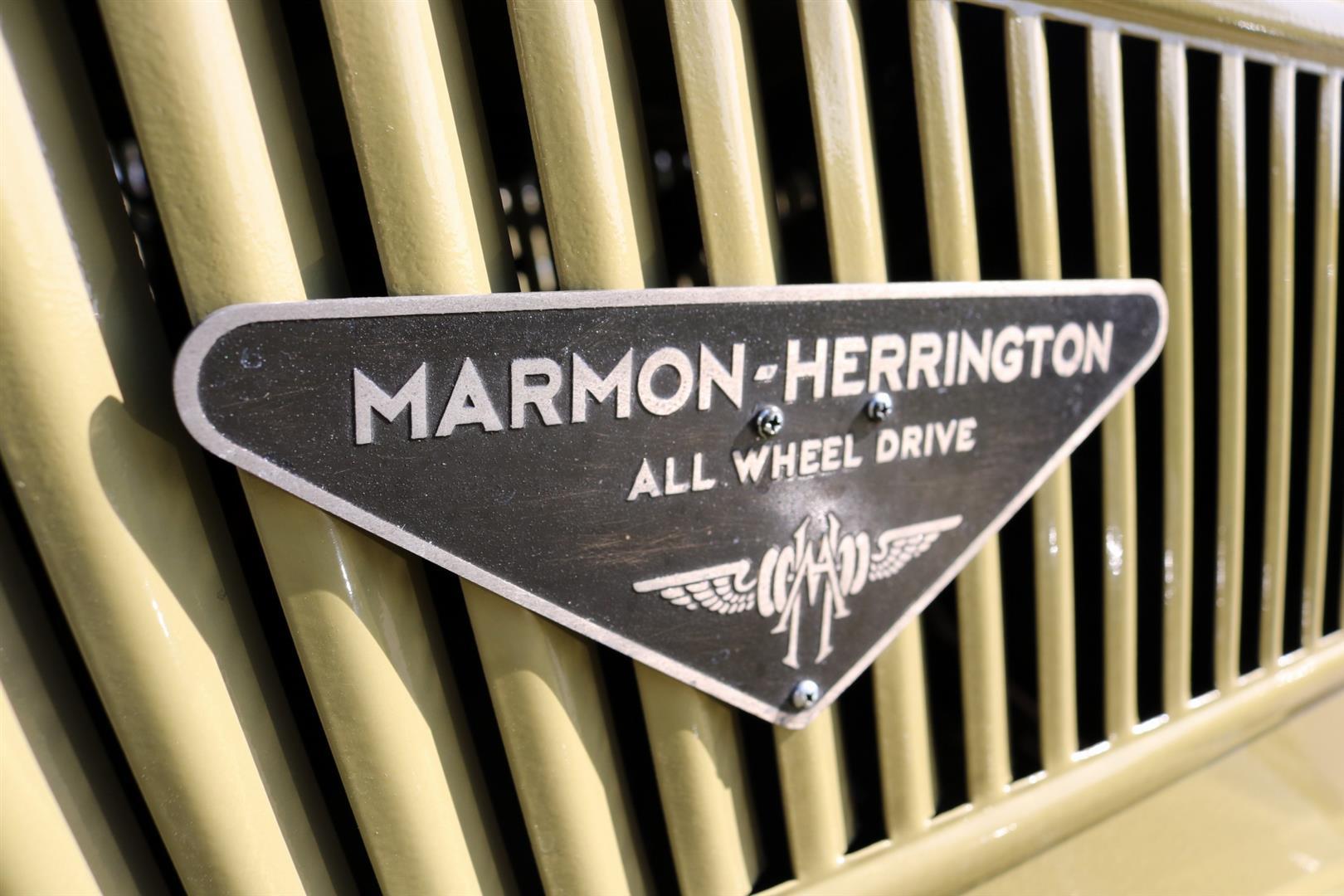 "1937 Marmon Herrington ""Little Big Foot"" – Texas Trucks encequiconcerne Marmon Sport 4 Chemin"