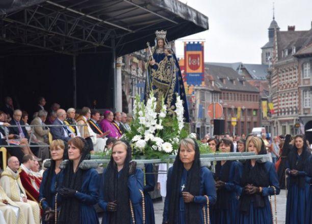 Chemin De Foi Avec Notre-Dame La Brune avec Chemins De La Foi