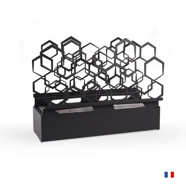 Cheminée Éthanol À Poser Toulouse - Hexagonal - Paris à Cheminée Toulouse