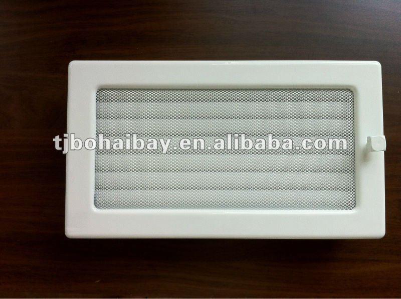 Cheminée Grilles De Ventilation-Système Cvc Et Composants destiné Grille Ventilation Cheminée
