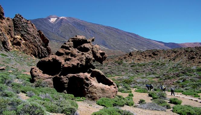 Chemins Du Sud - Espagne : Tenerife, Sur Le Chemin Des concernant Les Chemins Du Sud