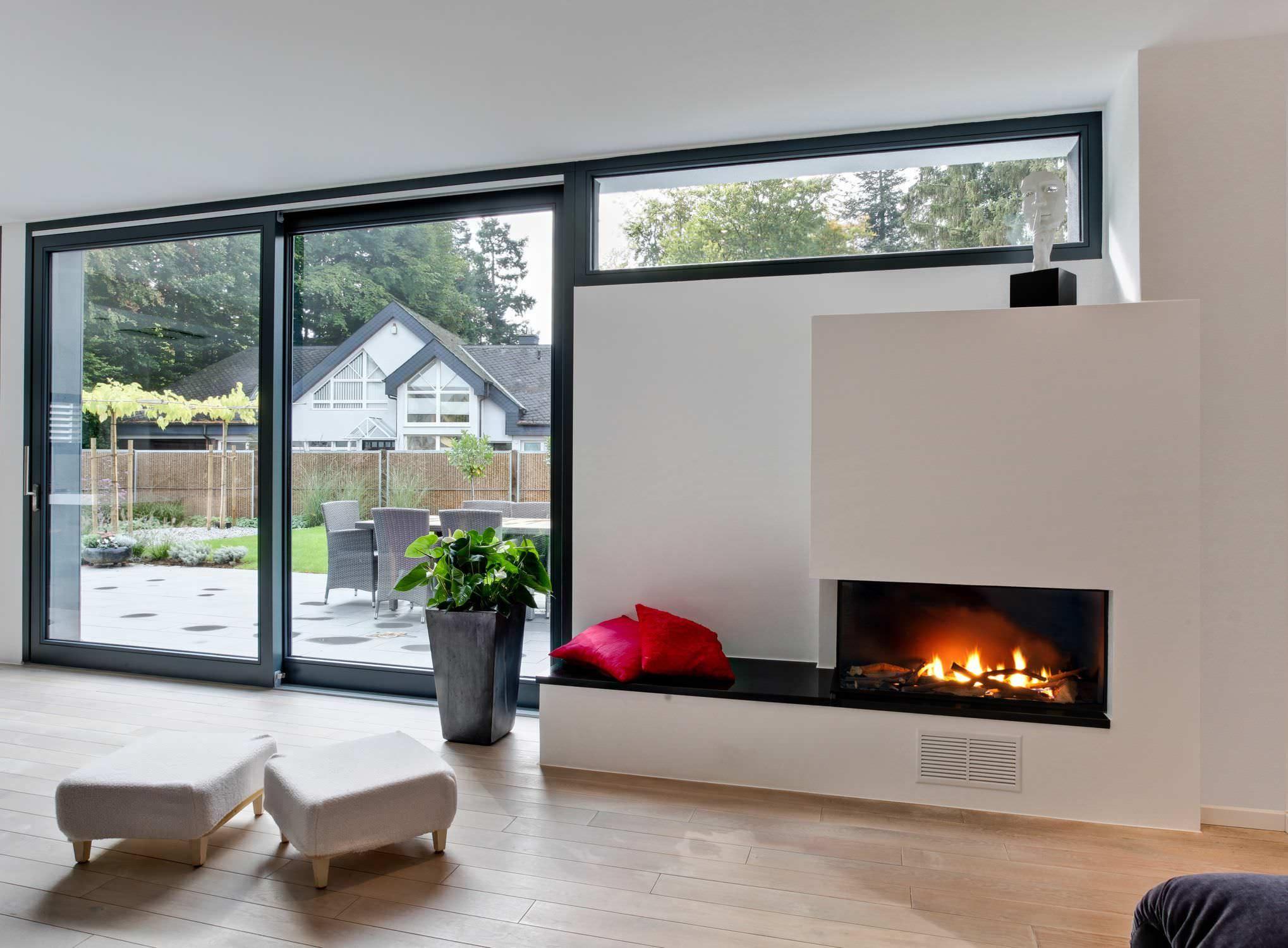 Épinglé Sur Foyer - Fireplace dedans Cheminée Gaz Naturel