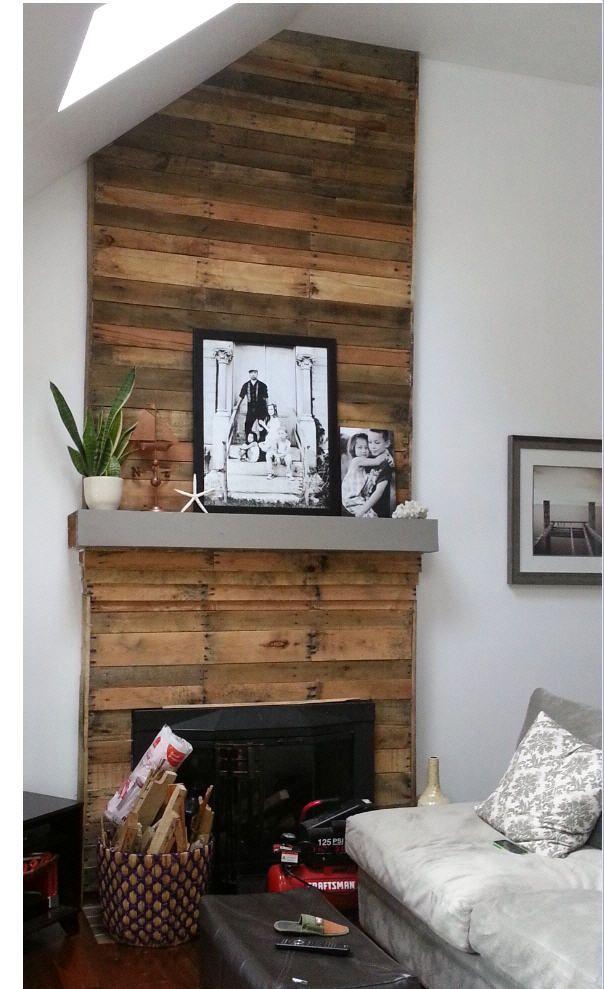 Fireplace Ideas With Tv Above,Fireplace Surround Design dedans Relooker Cheminée Rustique