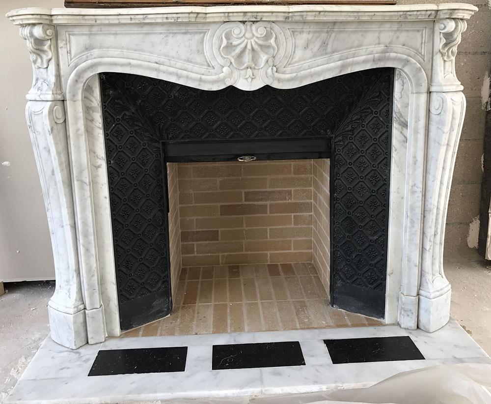 Installation, Restauration, Création De Cheminées intérieur Hauteur Cheminée