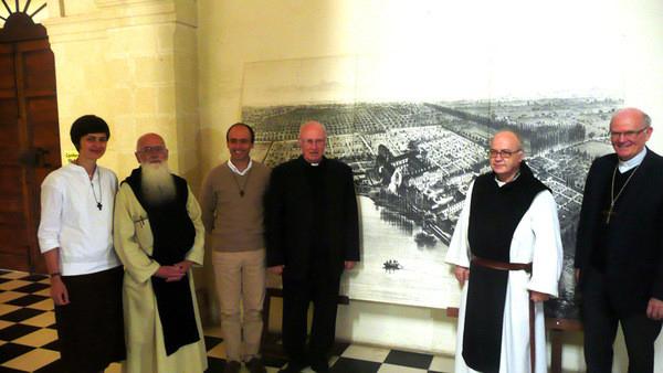 La Communauté Du Chemin-Neuf S'installe Dans L'abbaye De concernant Communauté Du Chemin Neuf Dérives Sectaires