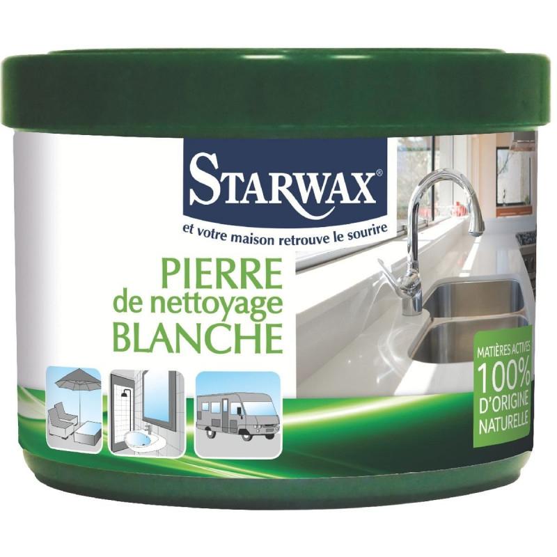 Pierre De Nettoyage Soluvert Starwax-St30600 - Matoutils dedans Nettoyage Pierre Blanche Cheminée