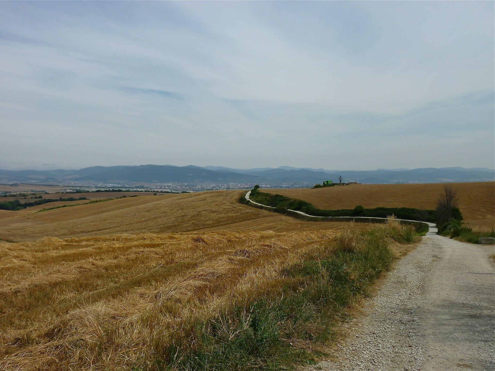 Randonnée Facile De 13 Jours Sur Le Chemin De Compostelle à Randonnée Chemin De Compostelle