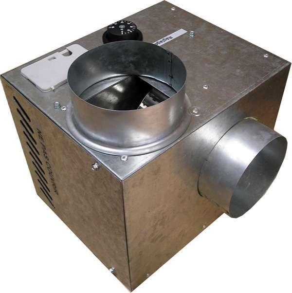 Récupérateur De Chaleur Pour Cheminée - Cheminair - Unelvent intérieur Ventilateur Air Chaud Cheminée