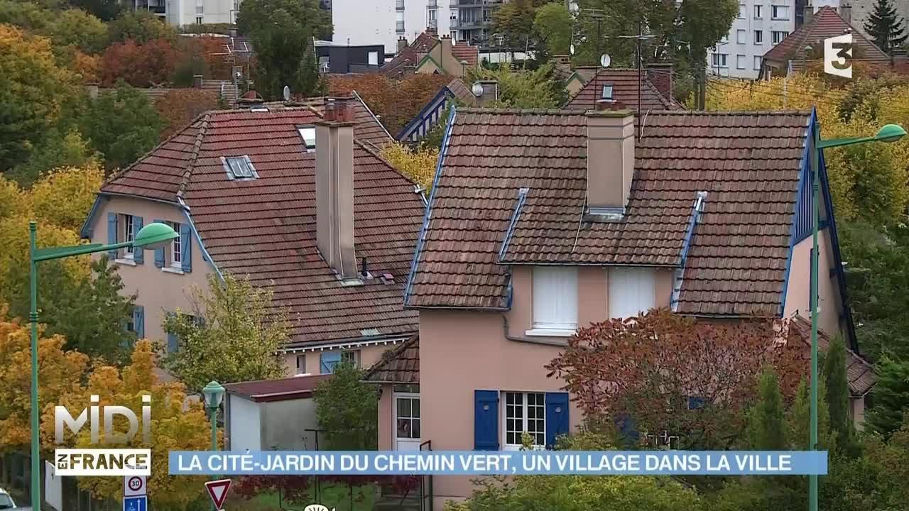 Suivez Le Guide : La Cité-Jardin Du Chemin-Vert, Un pour Piscine Du Chemin Vert Caen