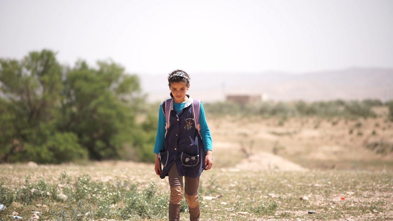 Sur Le Chemin De La Dignité: Une Journée À L'École En dedans Sur Le Chemin De L École Facebook