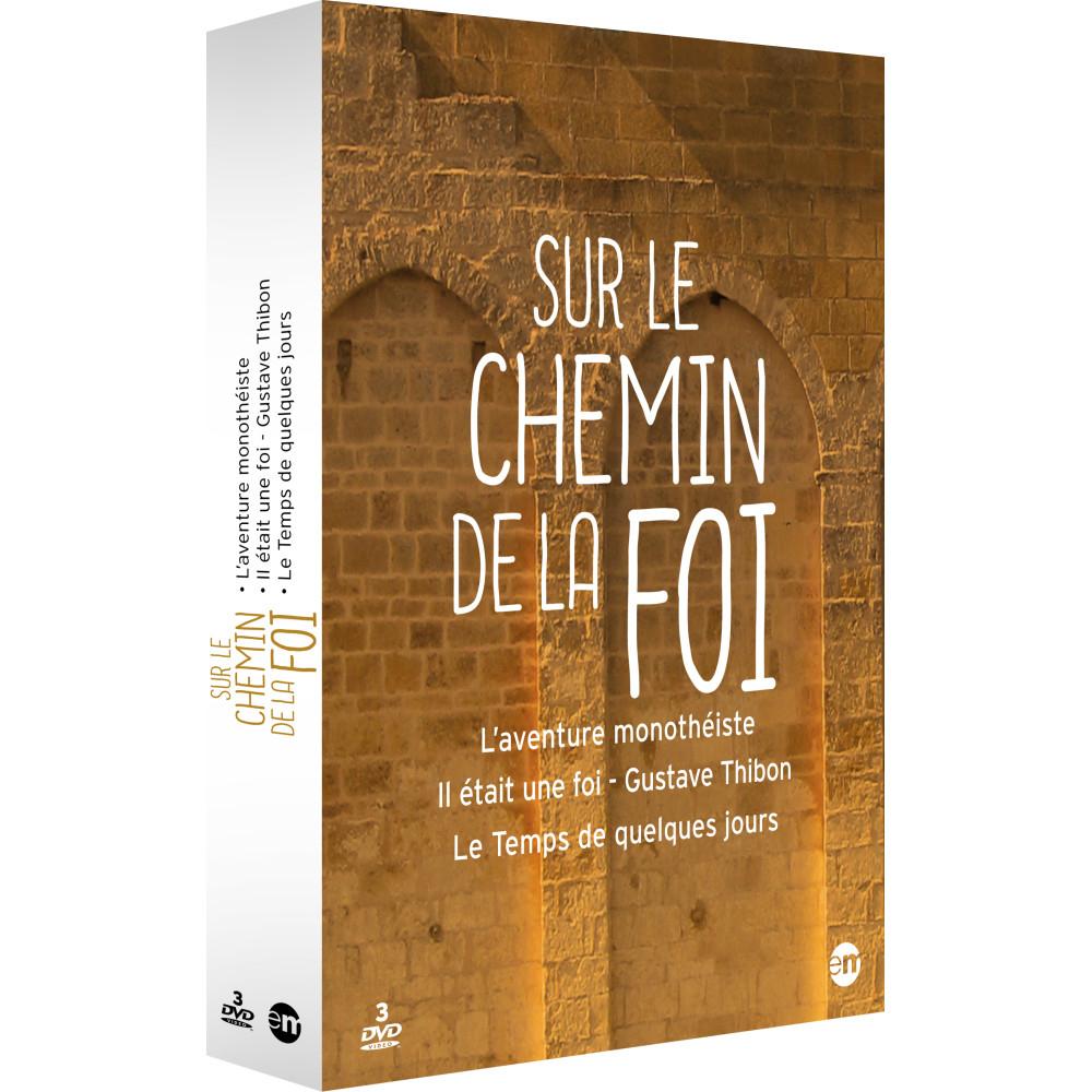 Sur Le Chemin De La Foi (Coffret 3 Dvd) - Editions intérieur Chemins De La Foi