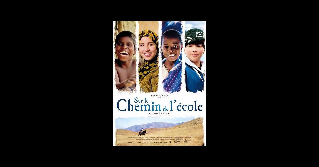 Sur Le Chemin De L'École (2013), Un Film De Pascal Plisson encequiconcerne Sur Le Chemin De L École Film Complet