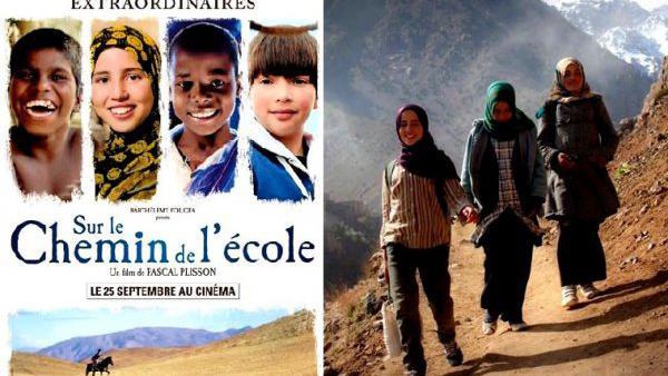 Sur Les Chemins De L'École encequiconcerne Sur Le Chemin De L École France 5