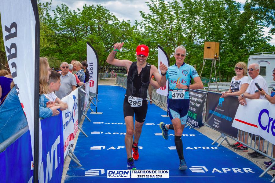 Triathlon Half De Dijon 26 Mai 2019 – Pourquoi Je Cours encequiconcerne Triathlon Du Chemin Des Dames
