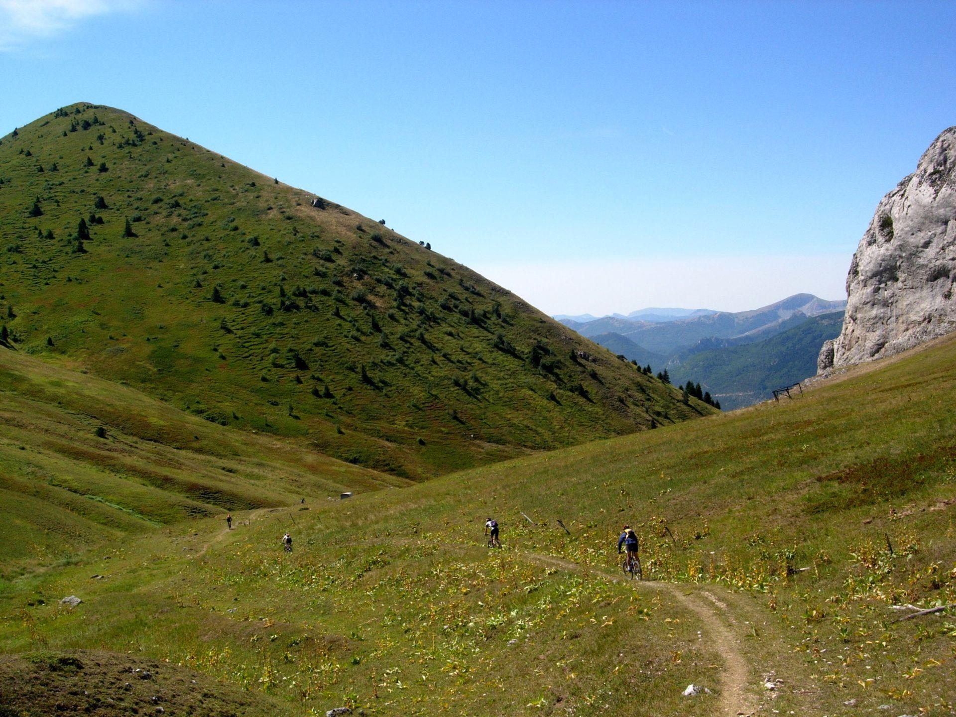 Vtt : Pré Alpes Du Sud : Grenoble - Sisteron : Les Chemins pour Les Chemins Du Sud