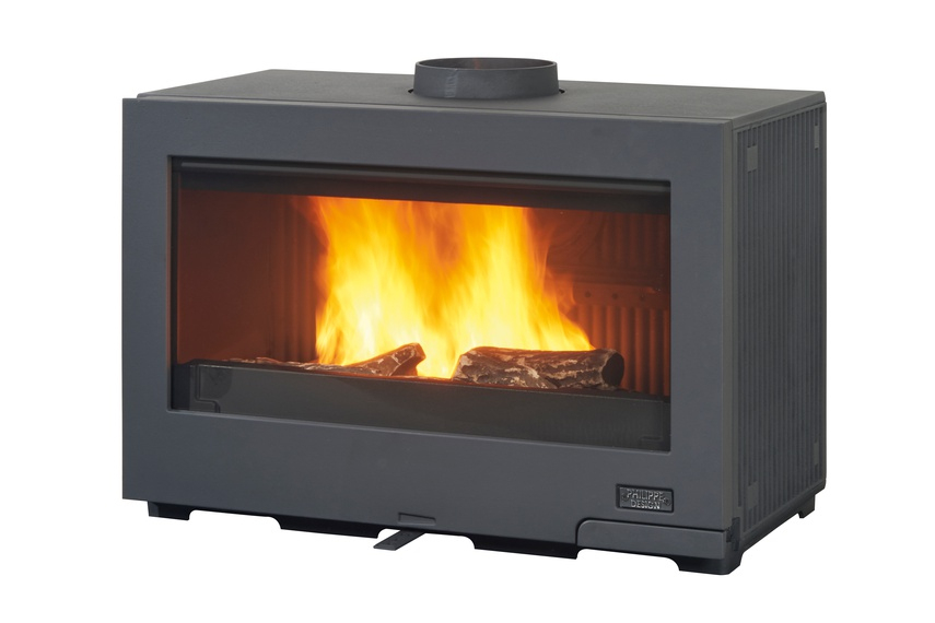 Wood-Burning Fireplace – Cheminees Philippe Horama By concernant Insert Cheminée Philippe