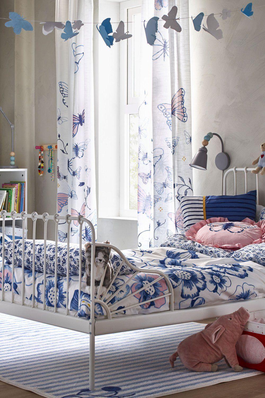 12 Beaux Rideaux Pour Une Chambre D'Enfant | Chambre Enfant encequiconcerne Rideaux Chambre Bébé Ikea