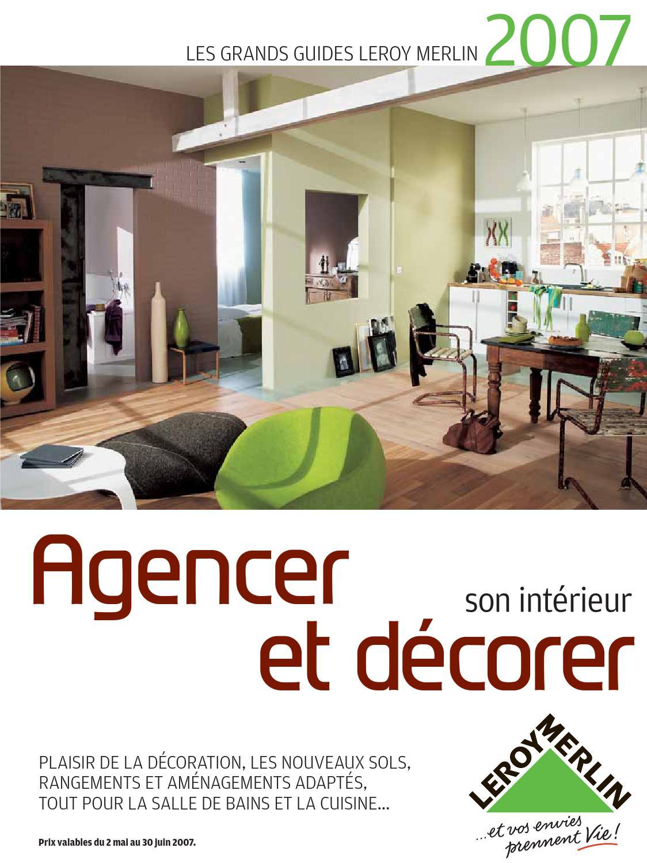 Agencer Et Decorer Son Interieur L M By Nabila Hb - Issuu serapportantà Rideaux Toile De Jouy Leroy Merlin