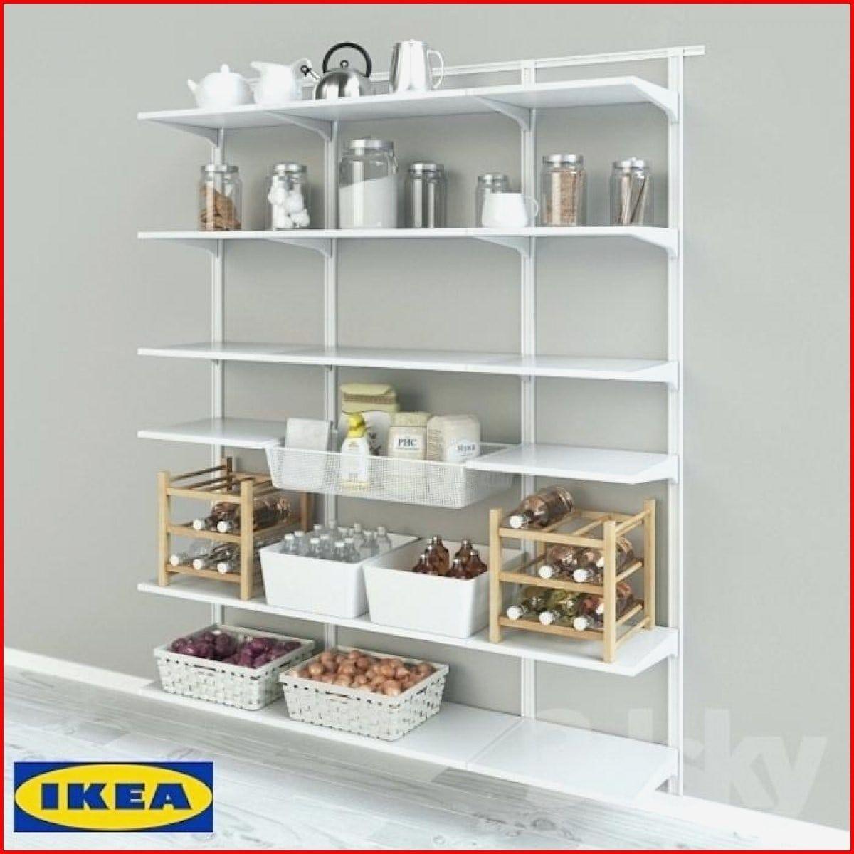 Aménagement Cellier : Idées & Conseils Pour Une Arrière intérieur Rangement Cd Ikea
