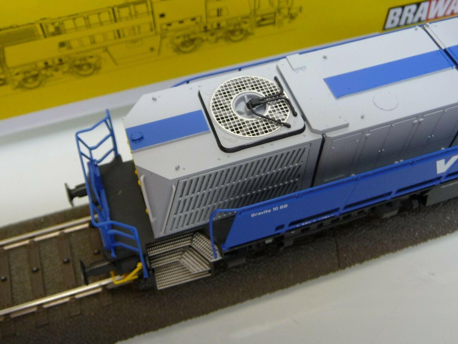 Brawa H0 42789 Diesellok 10Bb V 261 Gravita Voith Für Märklin Ac Digital  Neuware intérieur Lit Gravita