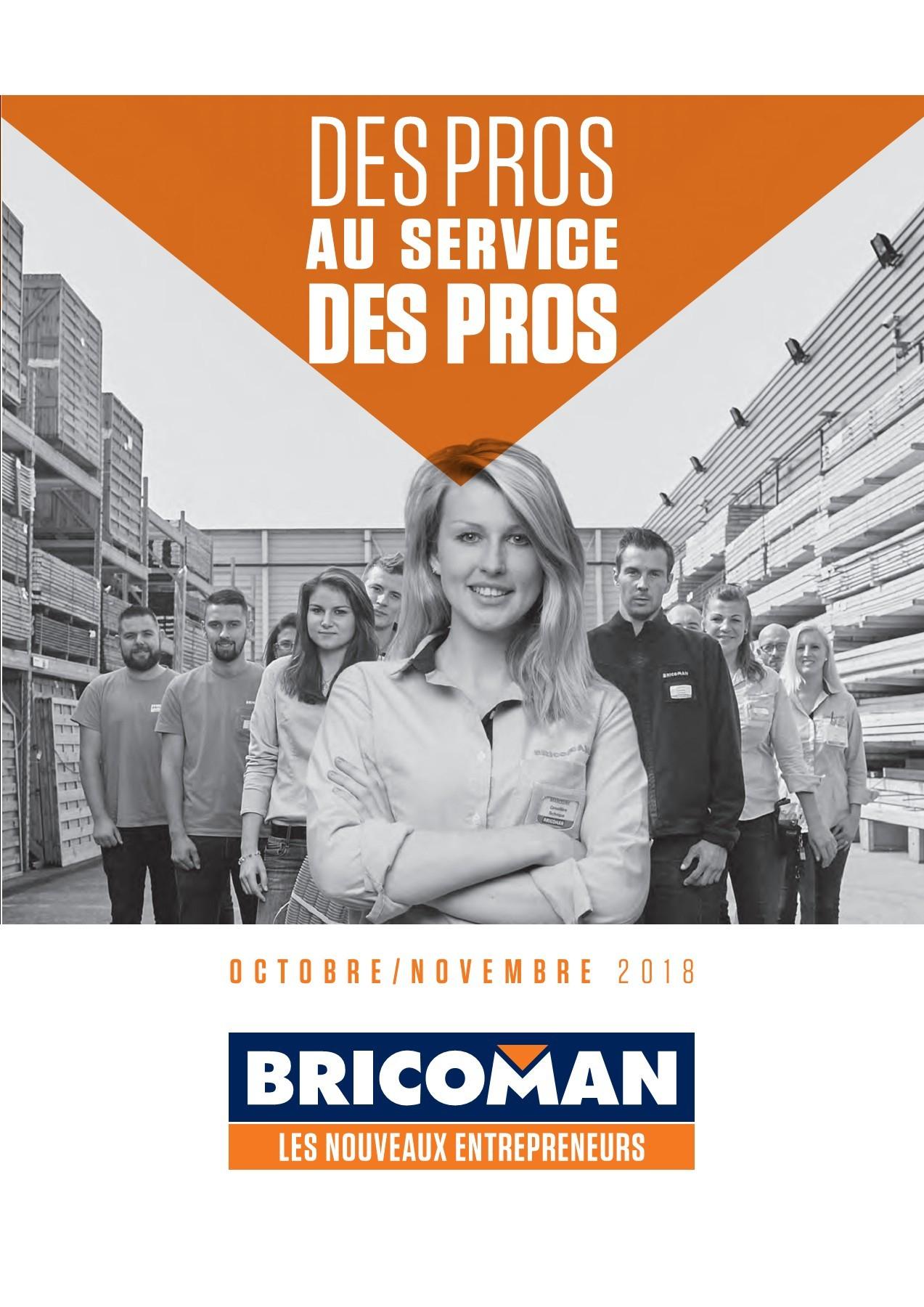 Bricoman Tract Pro Metz avec Tarif Livraison Bricoman
