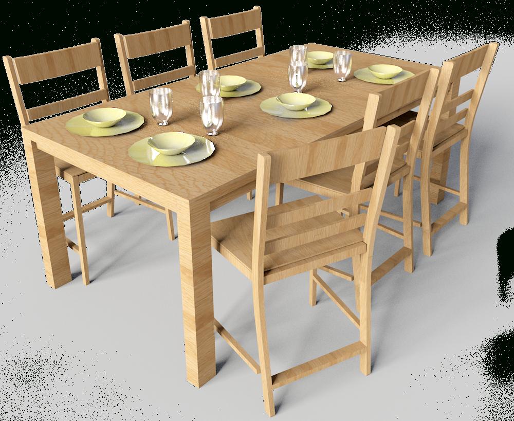 Cad- Und Bim-Objekte - Markor Tisch Und Harald Stuhle - Ikea serapportantà Cloison Amovible Ikea