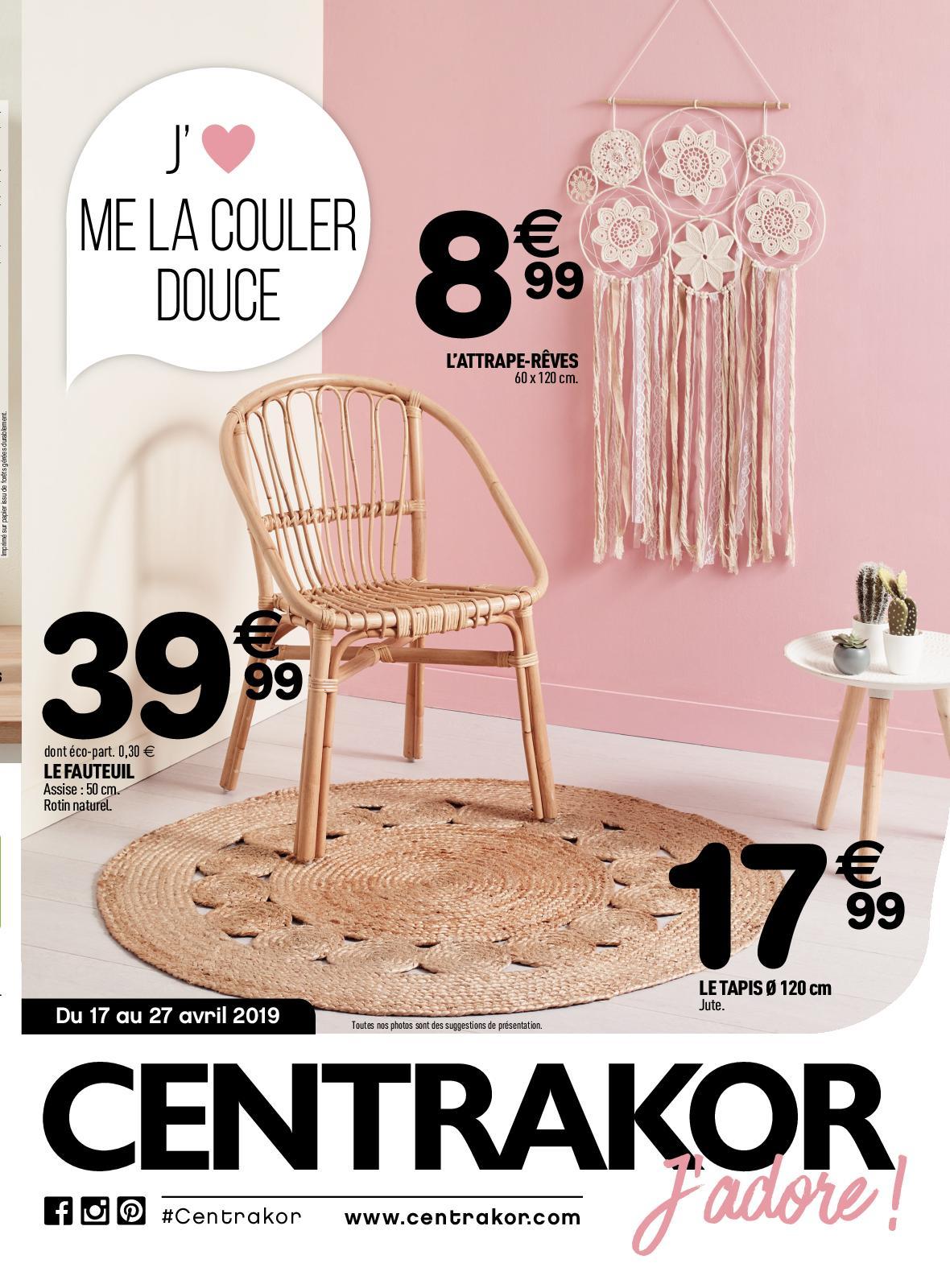 Calaméo - Catalogue 623 Centrakor - J'???? Me La Couler dedans Rideau De Porte Centrakor