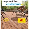 Castorama Catalogue 11 31Mars2015 By Promocatalogues - Issuu tout Couvre Joint Bois Castorama
