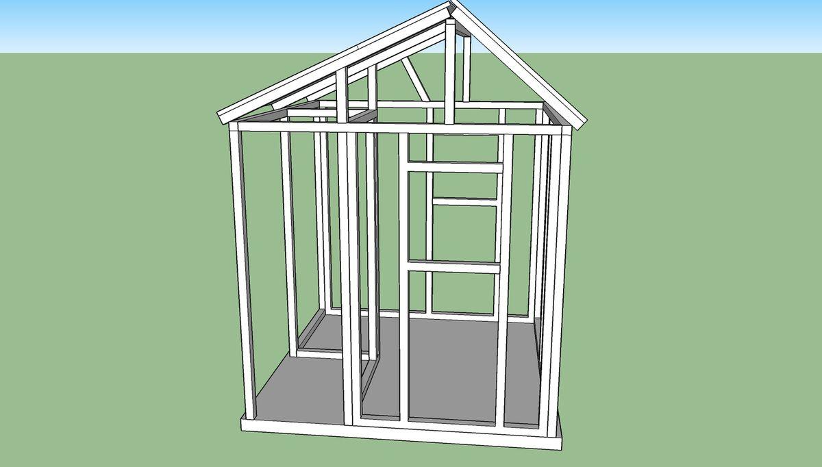 Construire Une Cabane En Bois Pour Vos Enfants - Bric'Olive à Plan Cabane En Bois Pdf