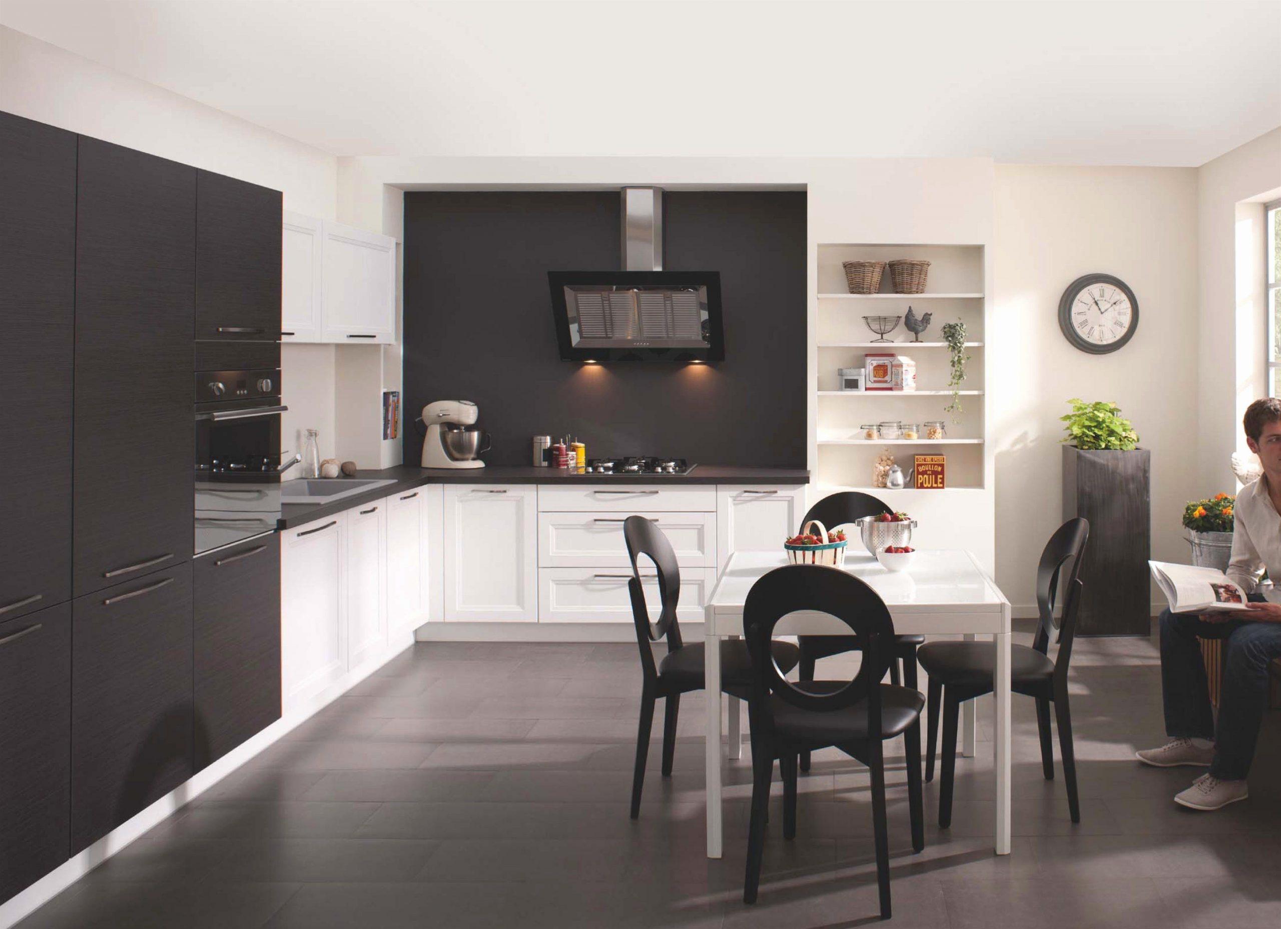 Cuisine Ouverte Salon 30M2 | Open Kitchen, Kitchen, House Design à Cuisine Salon 30M2