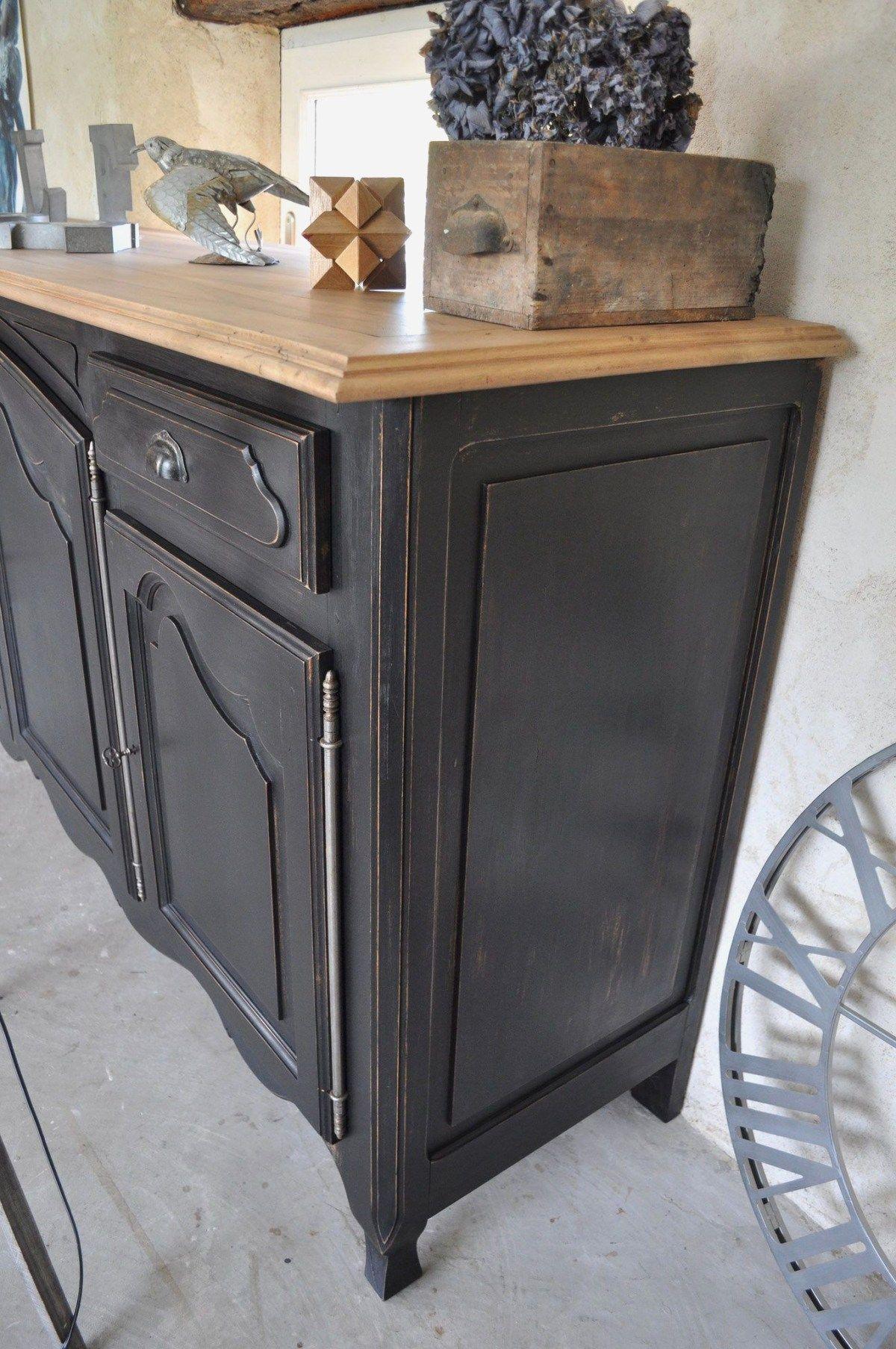 Elegant Le Bon Coin Ameublement Bretagne | Painted Furniture pour Buffet Bas Ancien Le Bon Coin