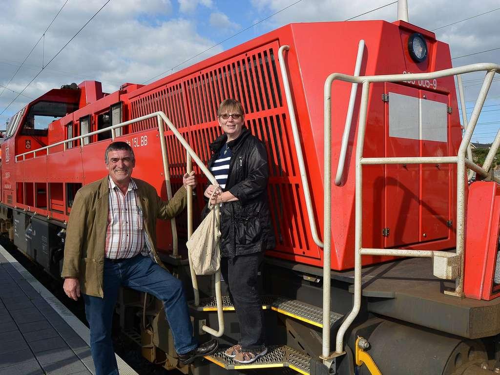 Fest Für Eisenbahn-Fans - Die Faszination Scheint avec Lit Gravita