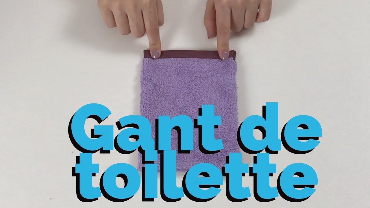 Formation Couture - Le Gant De Toilette + Patron Gratuit serapportantà Tuto Mini Gant De Toilette