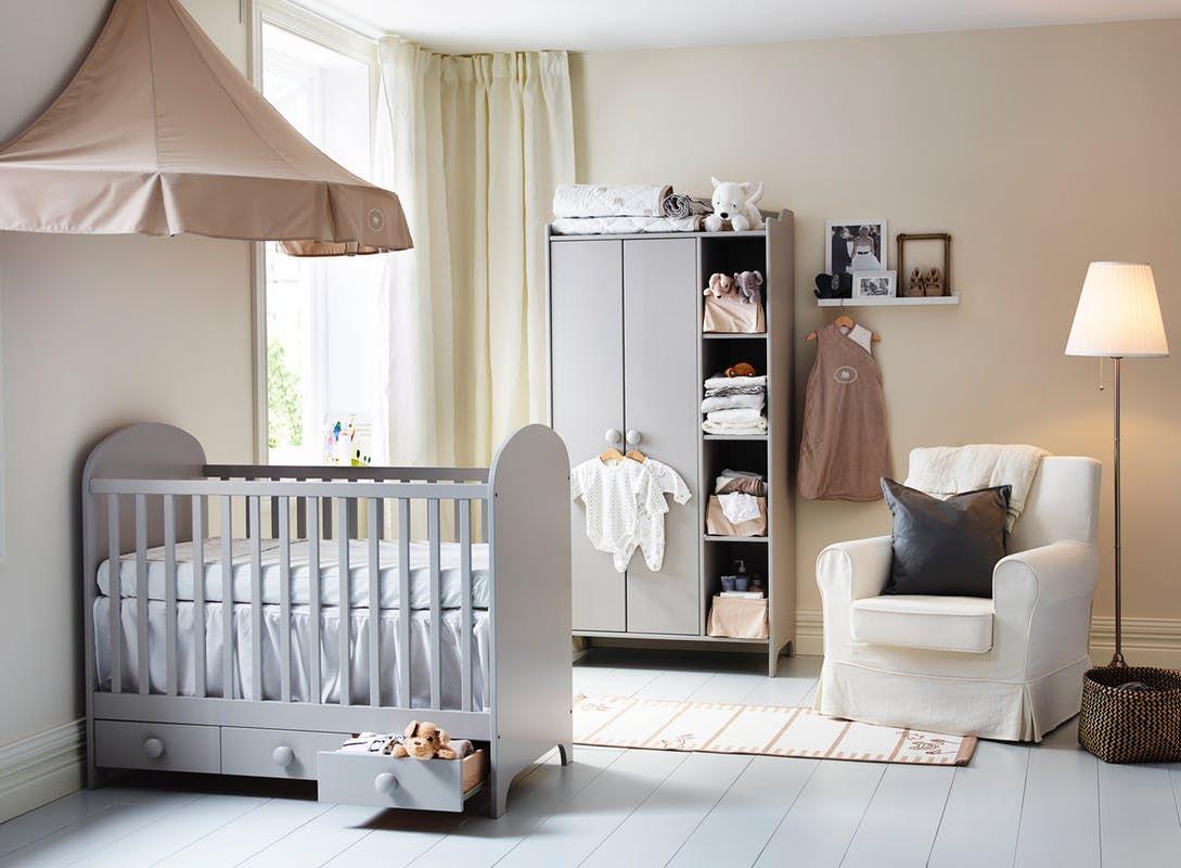 Ikea : Nouveautés Printemps-Été 2016 En Chambres Enfants encequiconcerne Rideaux Chambre Bébé Ikea