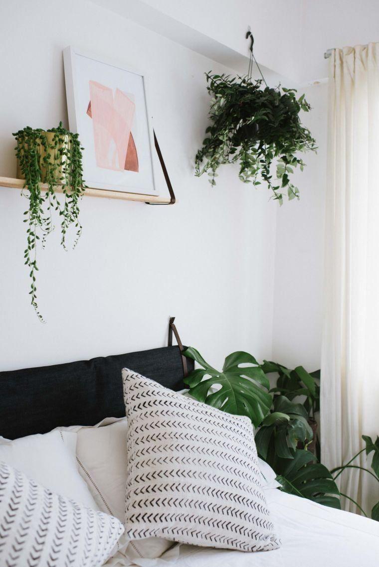 Ikea-Tete-De-Lit-Coussin-Mur-Deco-Chambre   Cushion serapportantà Tête De Lit Coussin Suspendu Ikea