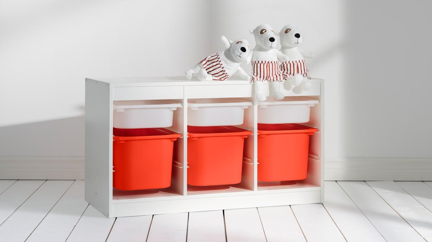 Kinderzimmerschränke Zur Aufbewahrung - Ikea Deutschland encequiconcerne Rangement Cd Ikea