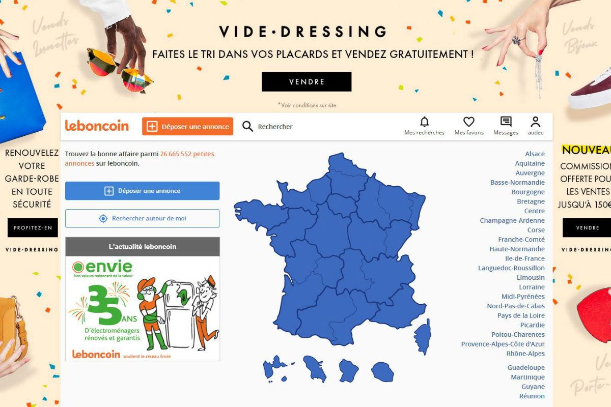 Leboncoin S'Offre Locasun Et Paycar Et Affiche Son Ambition dedans Le Bon Coin Alsace