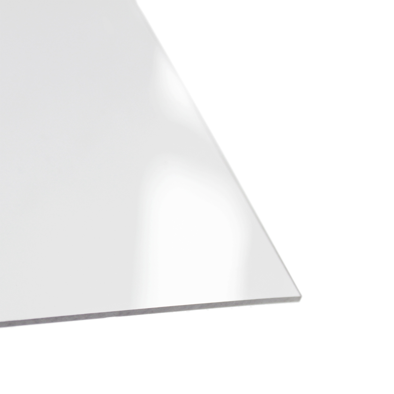 Plaque En Pvc Lisse Cristal - Mr.bricolage intérieur Plaque Pvc Transparent Brico