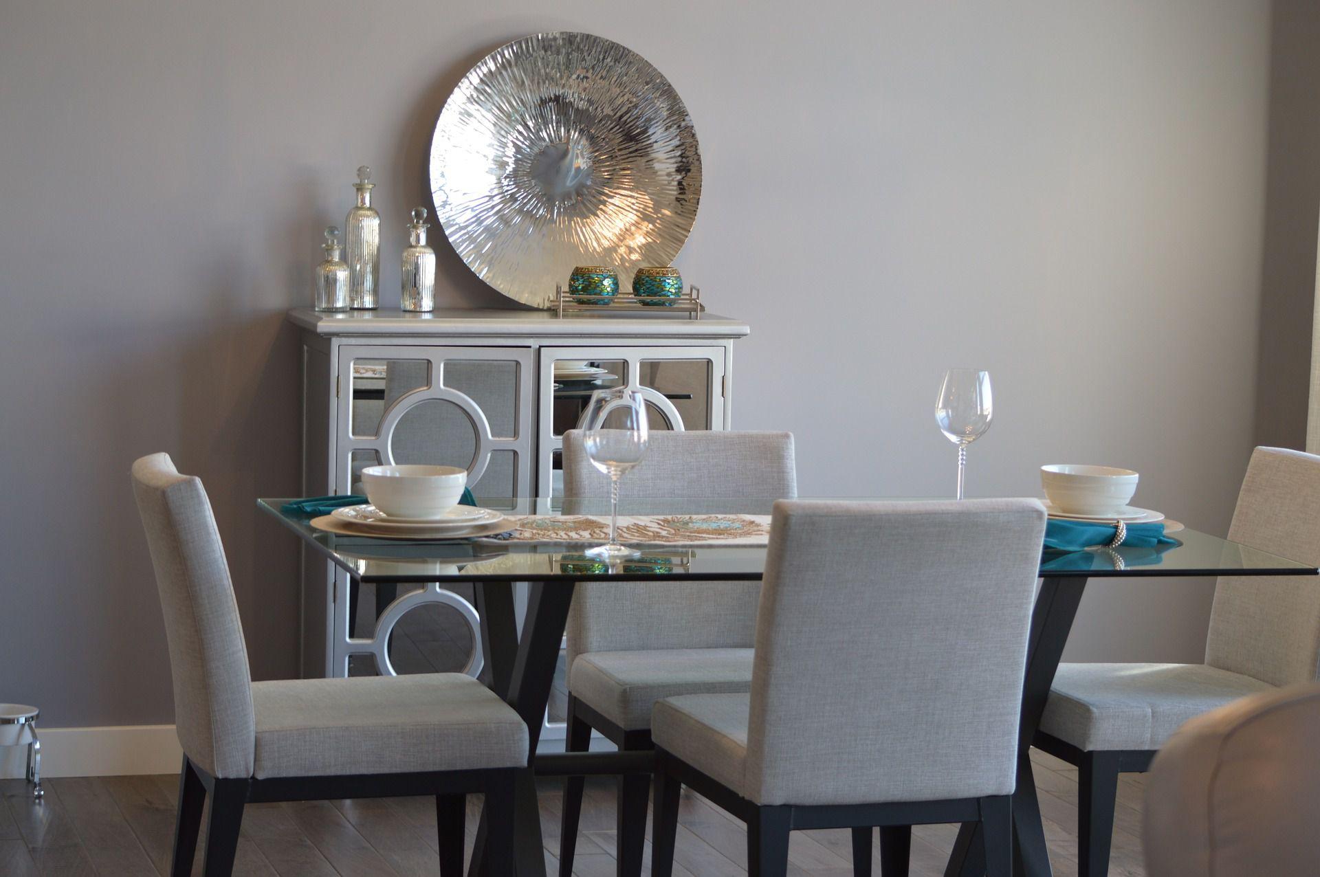 Quelles Chaises De Salle À Manger Choisir Pour Votre Maison encequiconcerne Chaises Transparentes Castorama