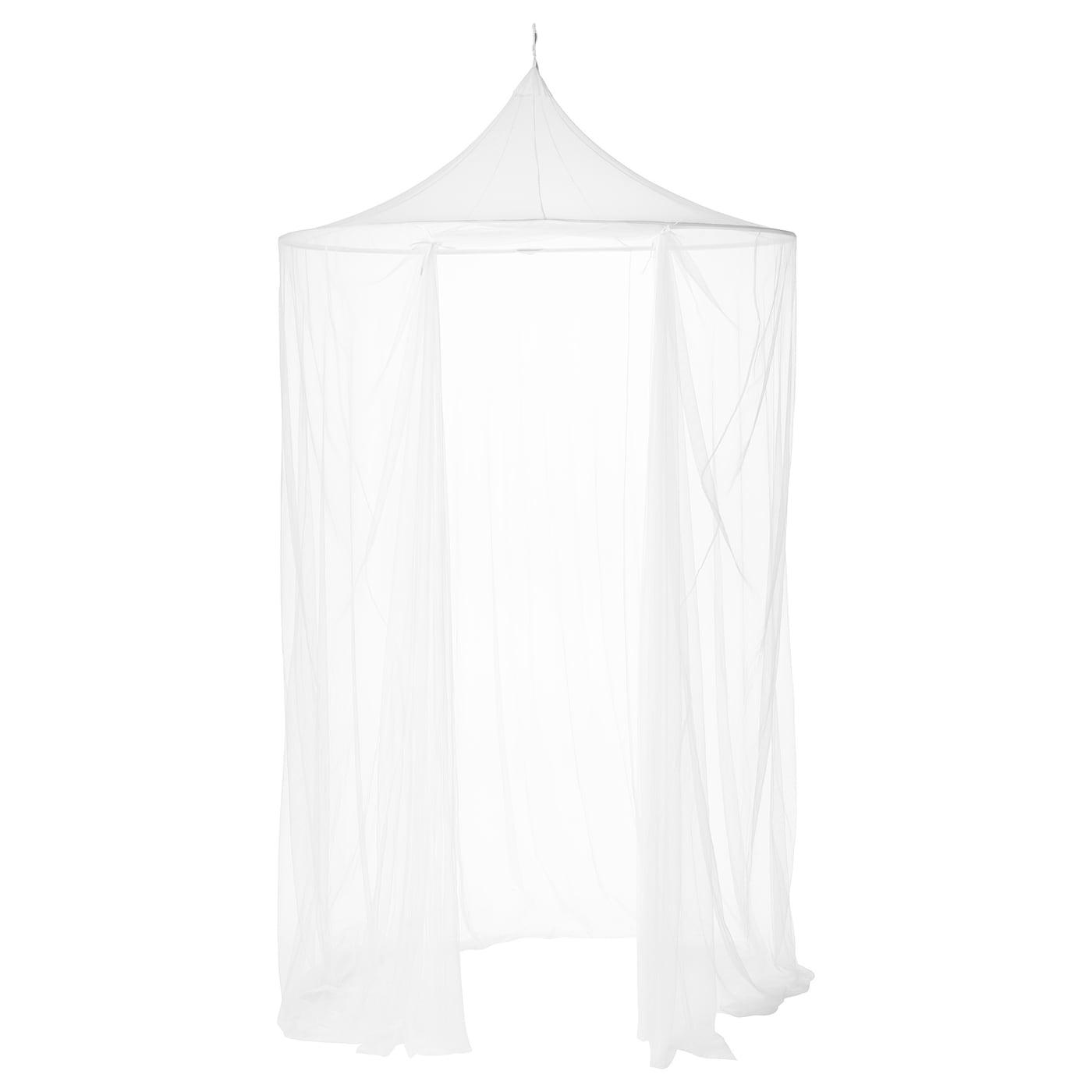 Solig Filet - Blanc 150 Cm intérieur Toile Pour Tonnelle 3X3 Ikea