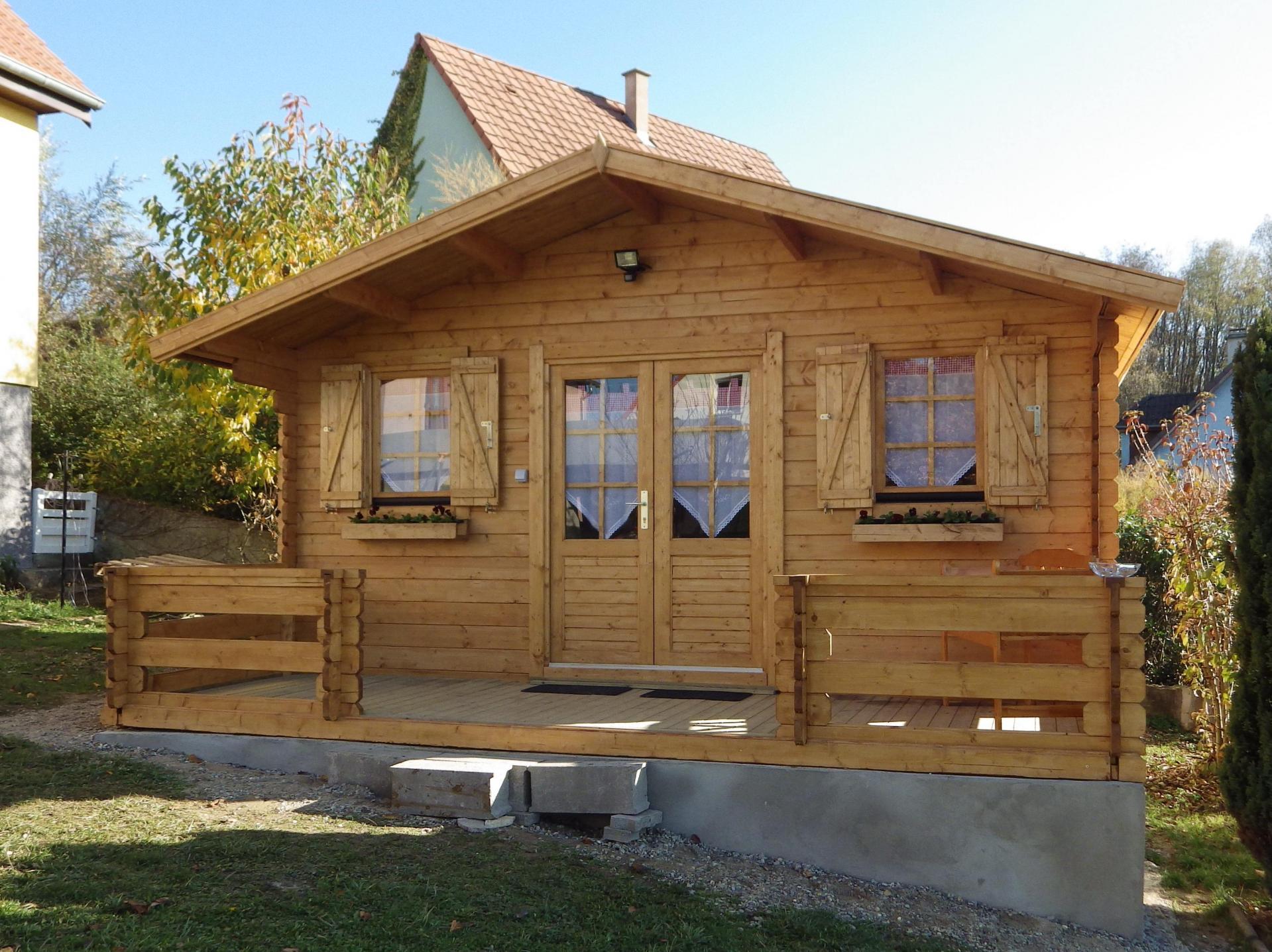 Stmb Construction, Maison De Jardin Et Chalet Habitable En Bois à Le Bon Coin 40 Abri De Jardin Occasion Particulier