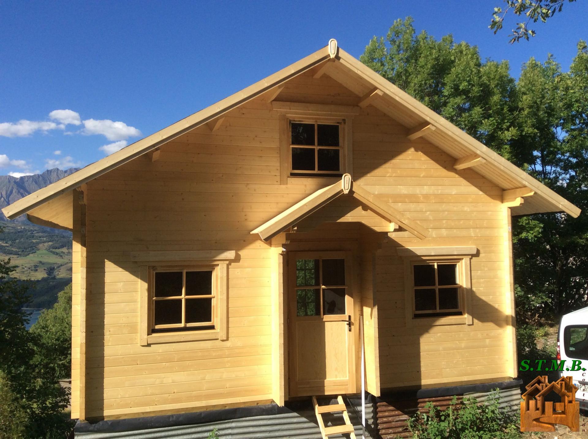 Stmb Construction, Maison De Jardin Et Chalet Habitable En Bois intérieur Le Bon Coin 40 Abri De Jardin Occasion Particulier
