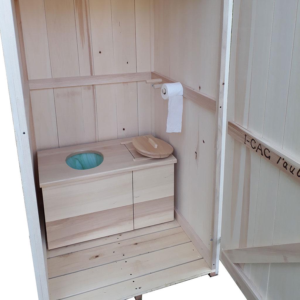 Toilettes Sèches En Kit, À Compost: I Cag® Standard avec Toilette Sèche Ikea