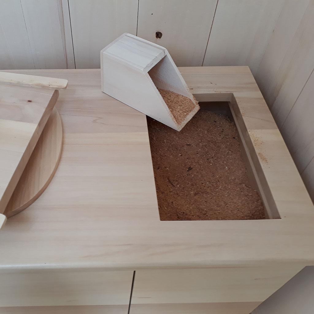 Toilettes Sèches En Kit, À Compost: I Cag® Standard intérieur Toilette Sèche Ikea