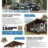 Carport Jardin | Abri De Jardin, Aménagement Extérieur à Abri De Jardin Brico Cash