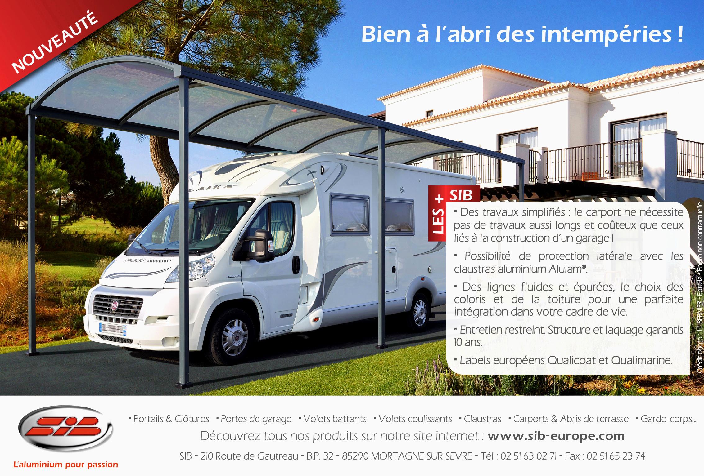 Construction Abri De Jardin Sans Permis Imposant Abri destiné Abri Camping Car Leroy Merlin
